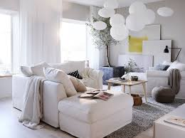 Ikea lighting catalogue Catalog Step Into Living Room Turned Haven Made Just For You With White GrÖnlid Sofa And Ikea Living Room Furniture Ideas Ikea Ireland Dublin