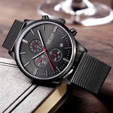 online get cheap mens stylish watches aliexpress com alibaba group fashion simple stylish top luxury brand megir watches men stainless steel mesh strap band quartz