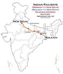 Howrah Rajdhani Express Wikiwand
