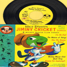 Small Picture Jiminy Cricket Sings Im No FoolThe Nature Of ThingsYou The