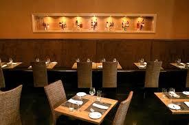Main Dining Room Wall Interior Decoration of Pican Restaurant, Oakland