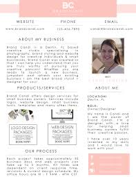 Media Kit Templates Are An Exciting New Product Offered By Brand Candi