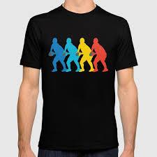 scrum half retro pop art rugby graphic t shirt