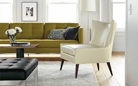 modern chair living room. lola leather chair room by r\u0026b modern-living-room modern living r