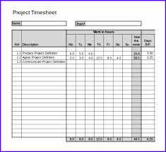 Examples Time Sheets Template Excel Byenx Inspirational Sample Daily ...