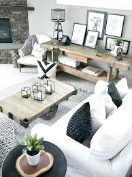 choosing rustic living room. Rustic Modern Living Room Furniture Bringing The Outdoors In Farmhouse Contemporary . Choosing