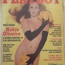 Revista Playboy Nubia Oliveira Jun 93 Ed215 | Livro Playboy Usado 45624614