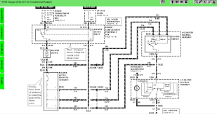 99 Ford Ranger Electrical Wiring Ford L8000 Wiring -Diagram