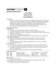 Gallery Of Functional Resume Template Functional Resume Example Best