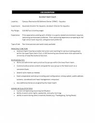 Sample Athletic Coach Cover Letter Gmagazine Best Ideas Of Cover