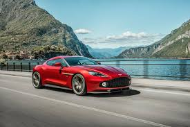 ... Aston Martin Vanquish Zagato Production Version Revealed. Supercar  GTspirit