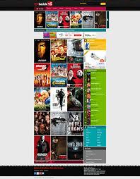 Wordpress Movie Theme Basizle V5 Wordpress Movie Theme On Behance