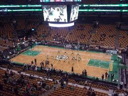 boston td garden. Boston Celtics Seat View For TD Garden Section 314, Td
