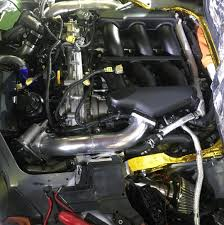 Toyota HiAce Van with a Twin-Turbo VR38 V6 – Engine Swap Depot