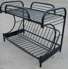 Adorable Metal Bunk Bed Frame Metal Frame Bunk Beds Great Seconique