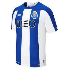 New balance FC Porto Home 19/20 Weiß, Goalinn