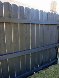 fence revival a guide to painting and