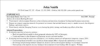 Resume Format For Banking Jobs Banking Resume Format Bank Job Resumes Famous Bank Job Resumes