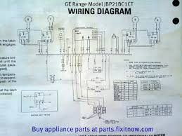 wiring diagrams and schematics appliantology ge range model jbp21bc1ct wiring diagram