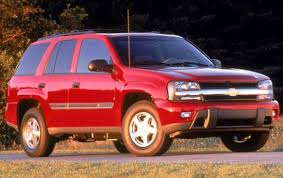 2005 Chevrolet TrailBlazer - Information and photos - ZombieDrive
