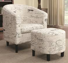 French Ottoman cheap contemporary accent chair & ottoman chicago 6745 by guidejewelry.us