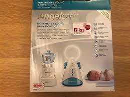 Angelcare Movement & Sound Baby Monitor for sale | in Heath, Cardiff ...