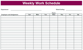 free printable roster template weekly roster template wepage co