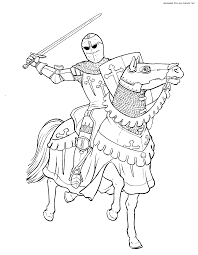 Small Picture Cool Coloring Pages Knights 99 4747