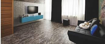 Laminate Flooring On The Floor, Walls And Ceiling In The Lounge.