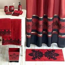 bathroom curtain and rug sets shower curtain and rug sets photo 1 of 7 bathroom sets