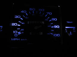 Toyota Pickup Led Dash Lights Replace You Cars Instrument Panel Lights With Leds 8