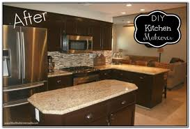 Update Oak Kitchen Cabinets Impressive Design