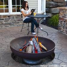 wood burning patio fire pits. Wood Burning Fire Pits | WoodlandDirect.com: Outdoor Fireplace, Pits, Patio