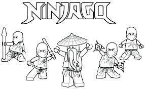 Coloring Pages Lego Ninjago Coloring Pages Lloyd Kids Page Zx Lego