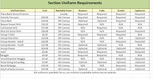 Uniform Shop 3 5th Canvey Island Air Scout Group