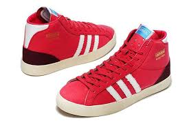 adidas red shoes. adidas men basket profi red shoes nz11-1532