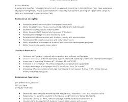 Skills To Mention On A Resume Awesome Best Skills To Mention In Resume S Example For On Of Letsdeliverco
