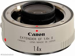 Canon Extender 1 4x Ii Review