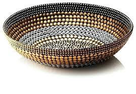 large decorative bowls extra glass uk theturkishpassportcom large decorative bowls large decorative glass fish bowls