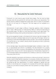 Free Memorandum Of Understanding Template Mou Agreement