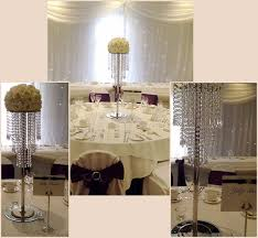 tall 3 tiers wedding crystal chandelier wedding flower stand banquet centerpiece party decoration