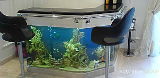 fishtank furniture. custom build bar fish tank with stools fishtank furniture n