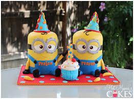 Minions Incredible Minions Cakes Funstra