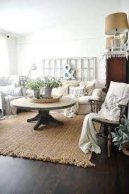 farmhouse living room rug area rugs modern ideas