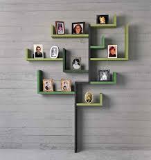 Creative Idea:Amazing Green Modular Wall Shelves Amazing Green Modular Wall  Shelves