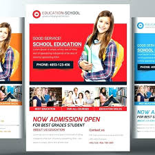 Now Open Flyer Template School Open House Flyer Template Agarvain Org