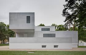 Bauhaus Masters Houses Restored Now Open To Public Archdaily