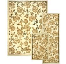 area rugs geometric area rug and runner sets with fl vine 4 set rugs geometric cream