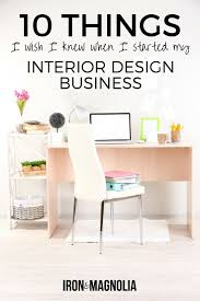 Starting Your Own Interior Designing Business