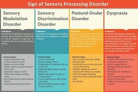 Types Of Sensory Processing Disorders Wake Academy